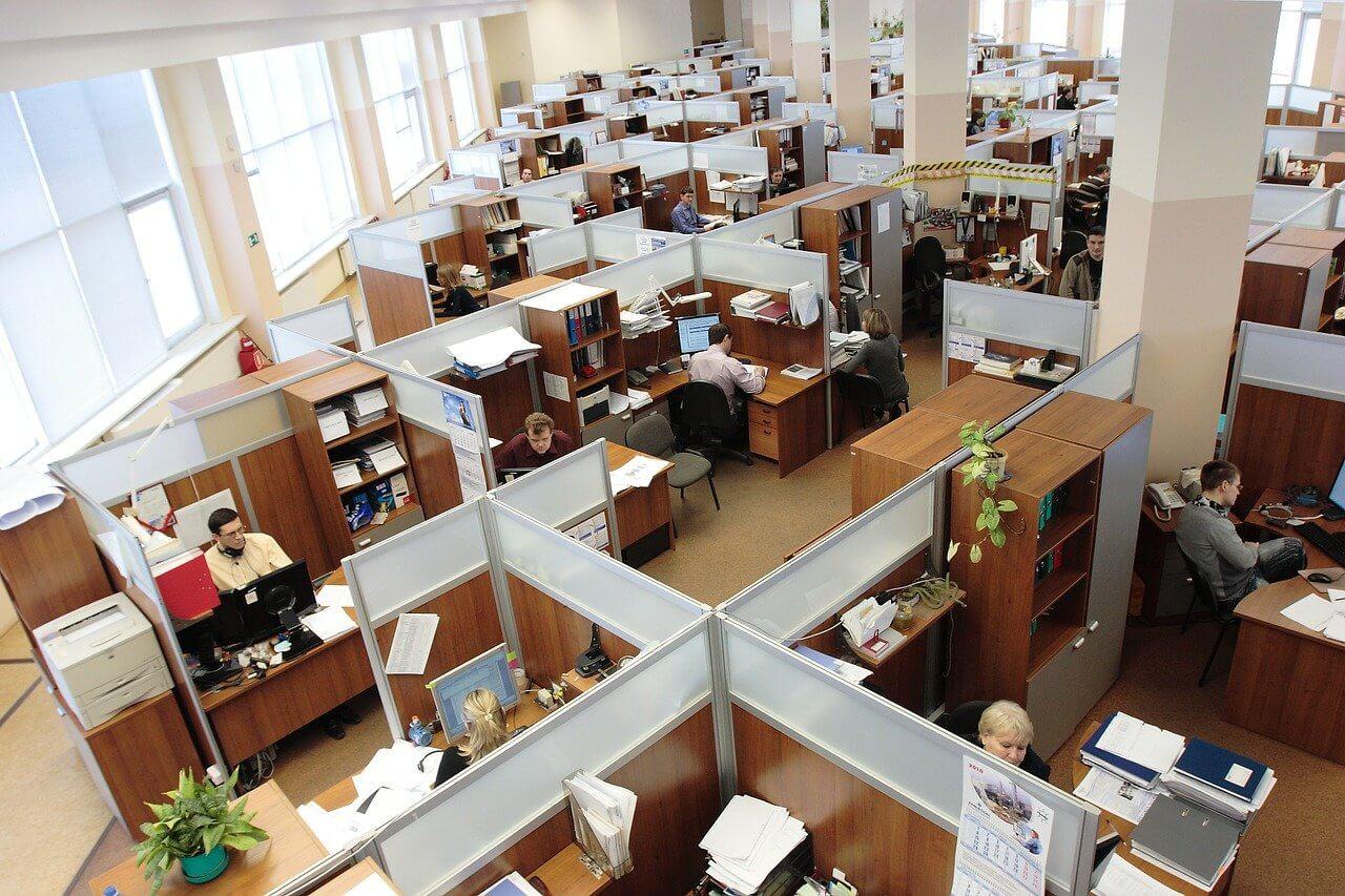 オフィスデザインが社員に与える影響力