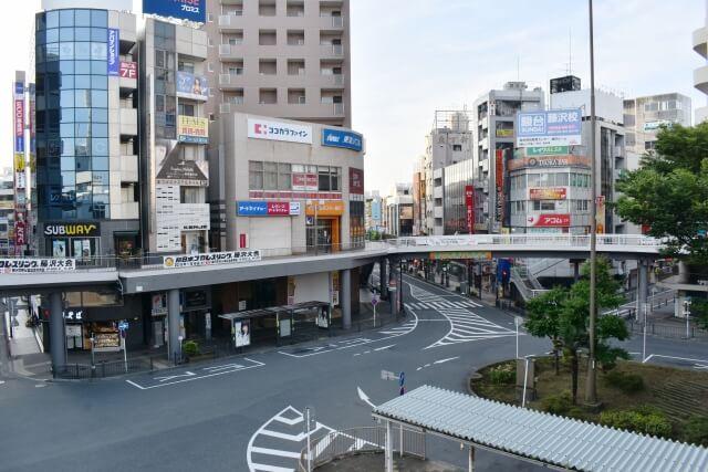 神奈川県のオフィス新設・移転の人気エリア⑤藤沢市