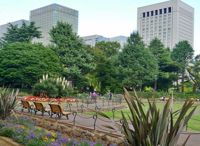 【第1位】ゆったりできる公園「日比谷公園(ひびやこうえん)」