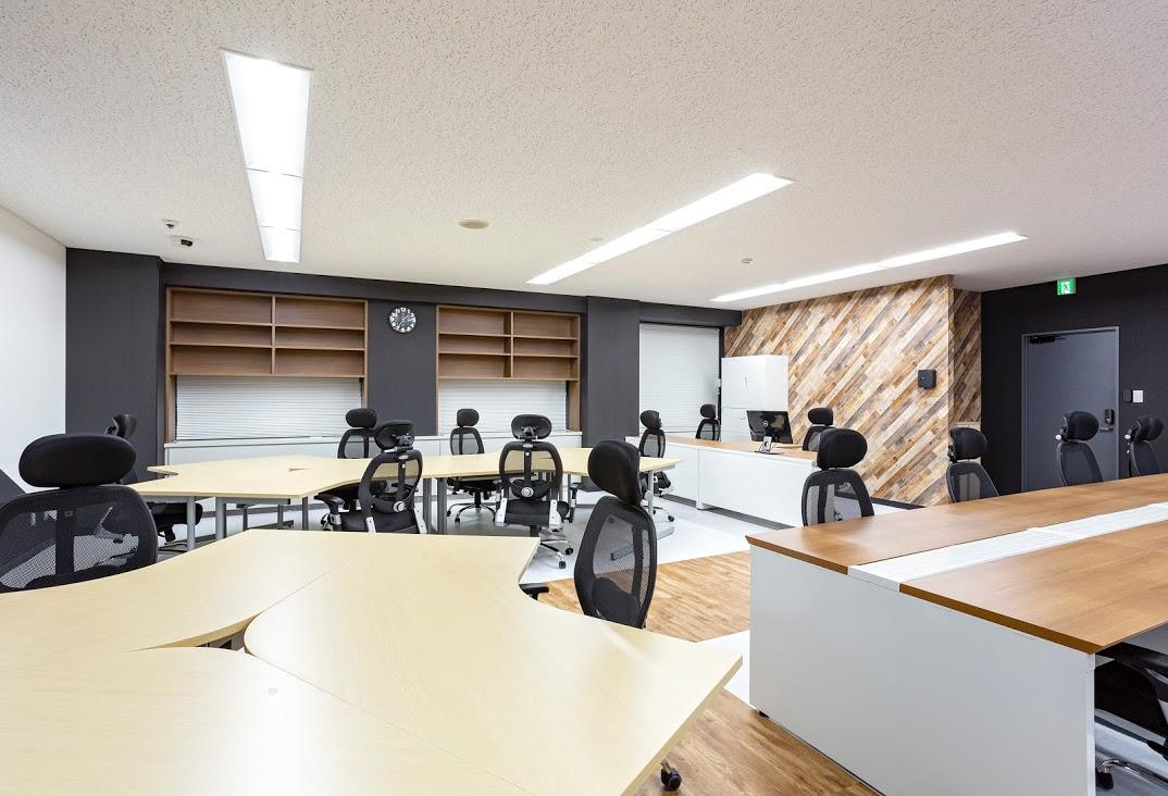 オフィスデザイン事例|株式会社アクセル_3