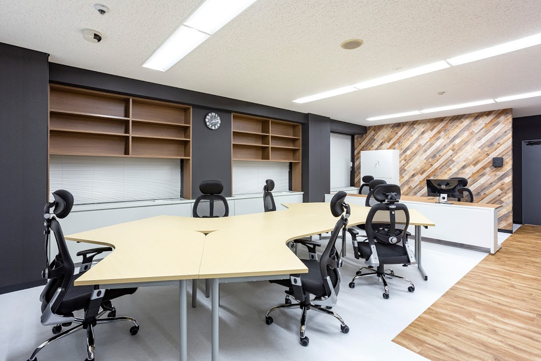 オフィスデザイン事例|株式会社アクセル_5