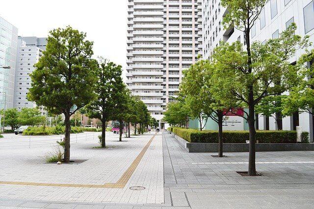 新たな東京の玄関口である品川区