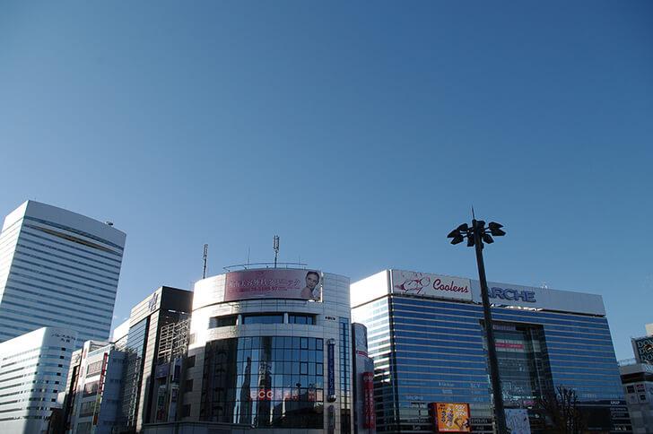 首都圏の中核都市の役割も果たすさいたま市大宮区