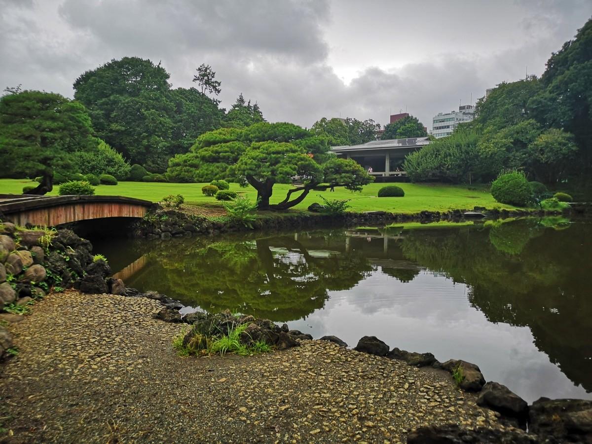 【第2位】ゆったりできる公園「新宿御苑(しんじゅくぎょえん)」