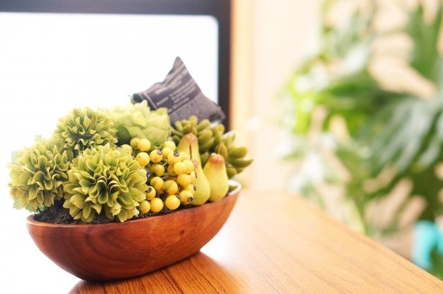 愛着あるオフィスアイデア③観葉植物、グリーンを取り入れる