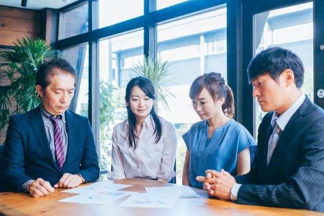 社員同士のコミュニケーションが高まるメリット④情報共有、意思疎通できる機会が増え る