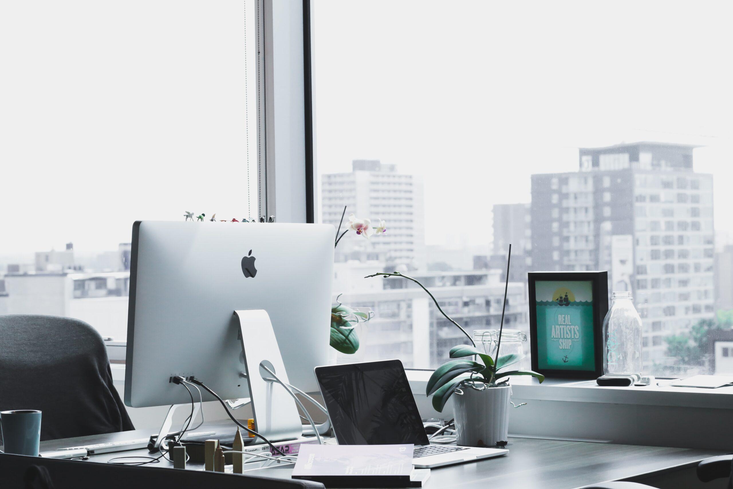 オフィスの内装を改善する効果②社員の生産性が向上する