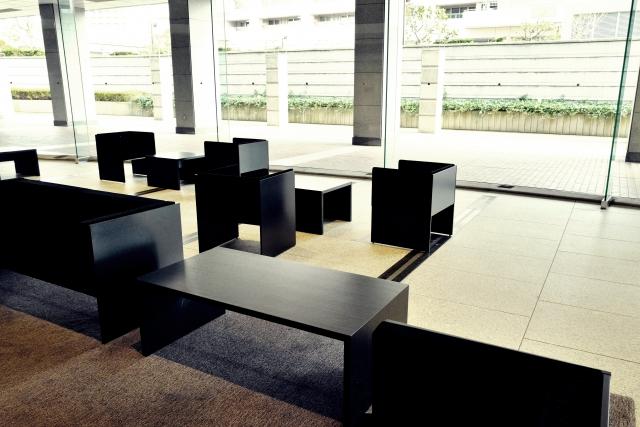 オフィスのエントランスは会社の印象を強く与える
