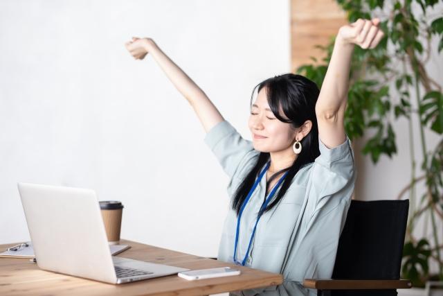 オフィスで遊べることで仕事の生産性を高められる