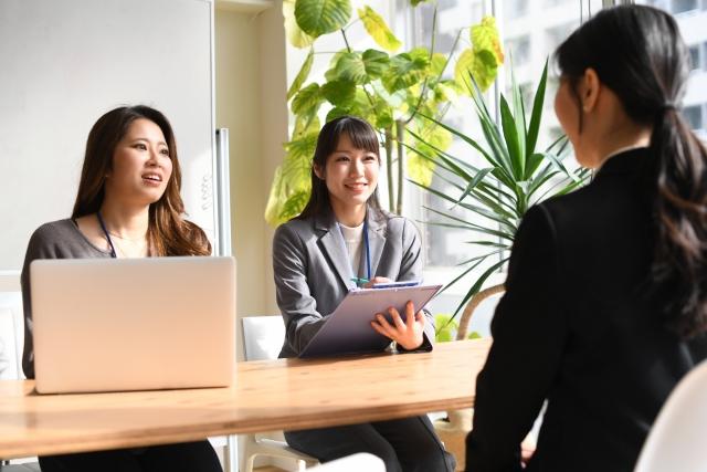 採用活動でも求職者に与える影響は大きい