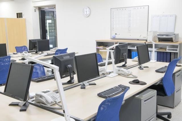 """オフィス×""""見える化""""の効果②部屋や座席の空き状況がわかる"""