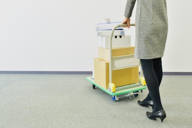 オフィスの移転は一般的に約6ヶ月かかる