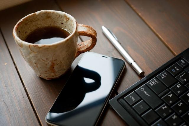 コーヒー効果UPのタイミング②ランチ後の一杯