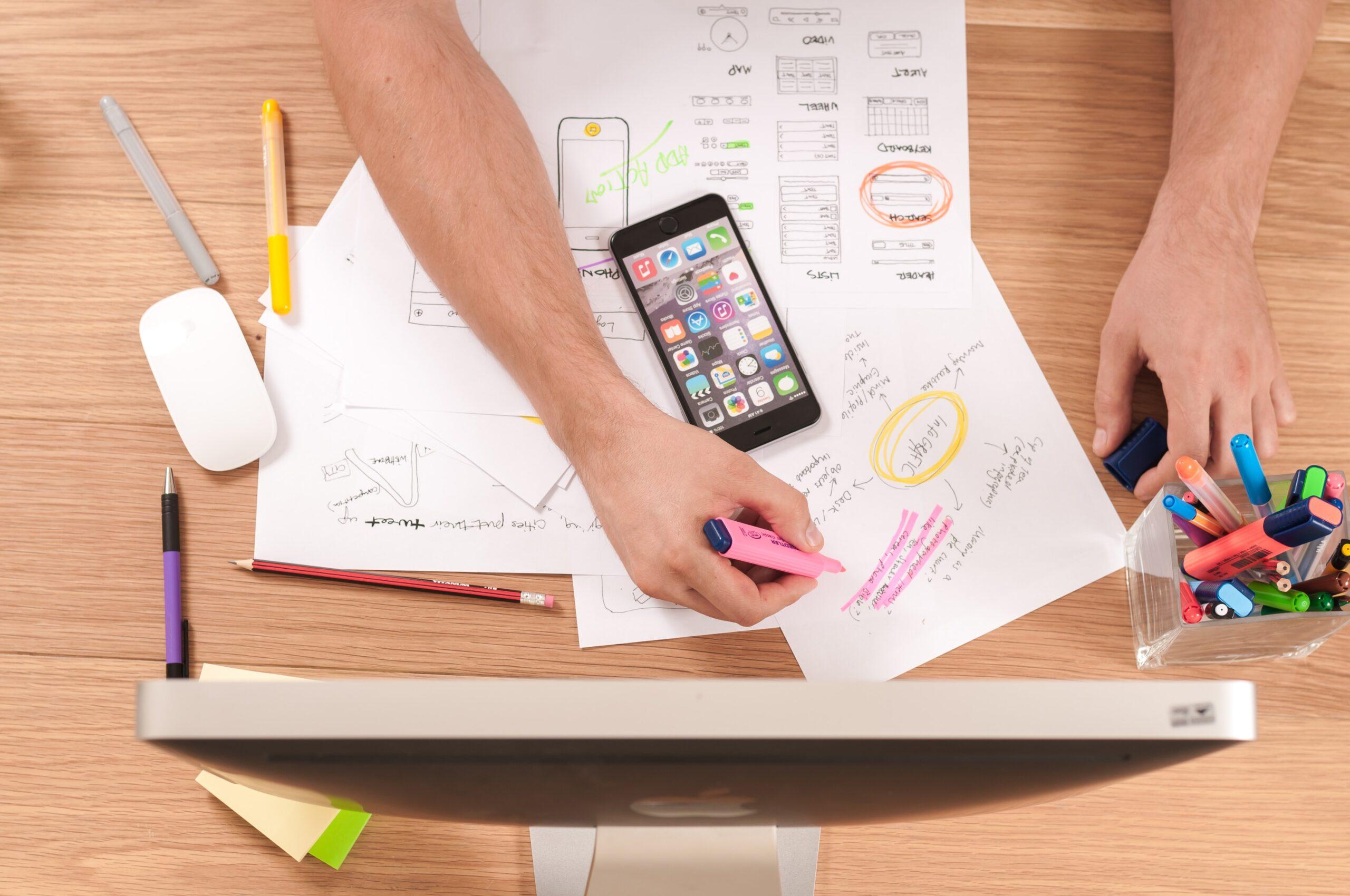 """オフィスデザインは""""快適""""、""""作業効率アップ""""など目的がある"""