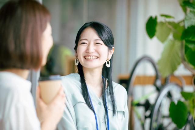 小規模オフィスのメリット②従業員同士のコミュニケーションが取りやすい