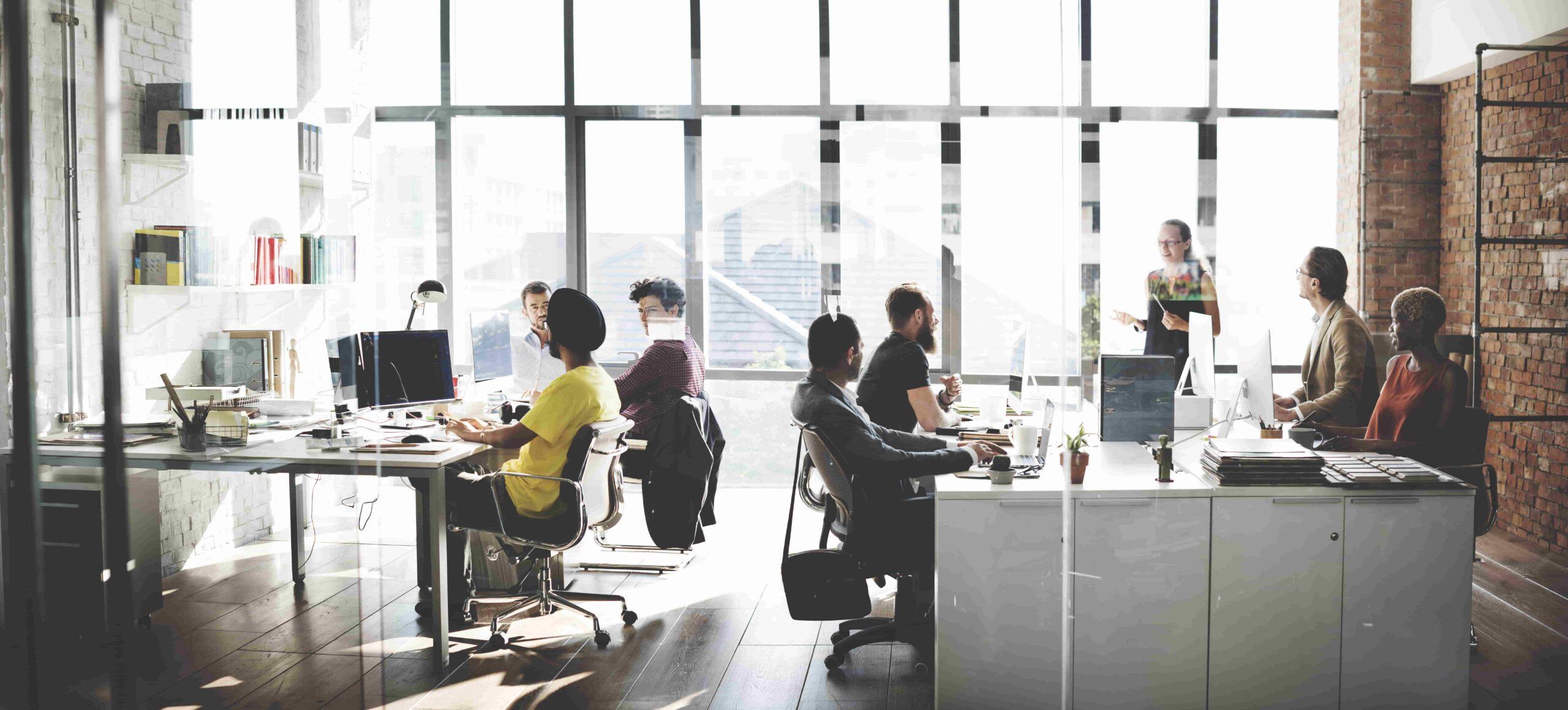 オフィス環境やレイアウトと、新卒採用の関係性