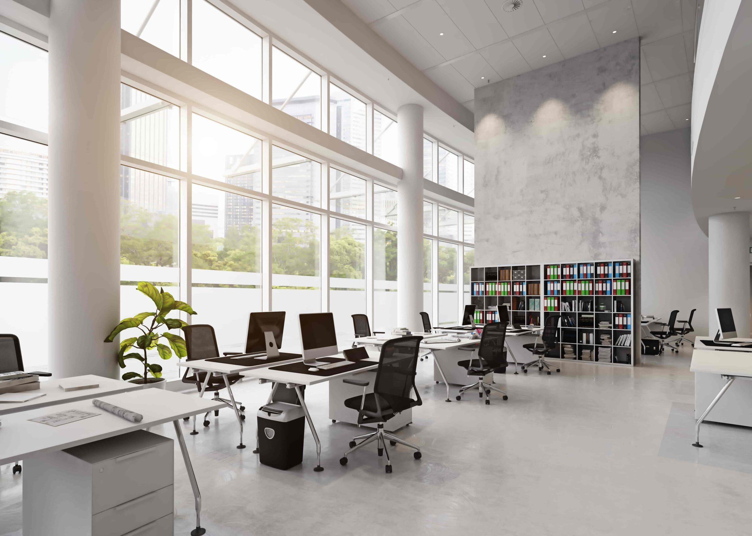 サードプレイスオフィスの為にオフィスを新設する必要はない