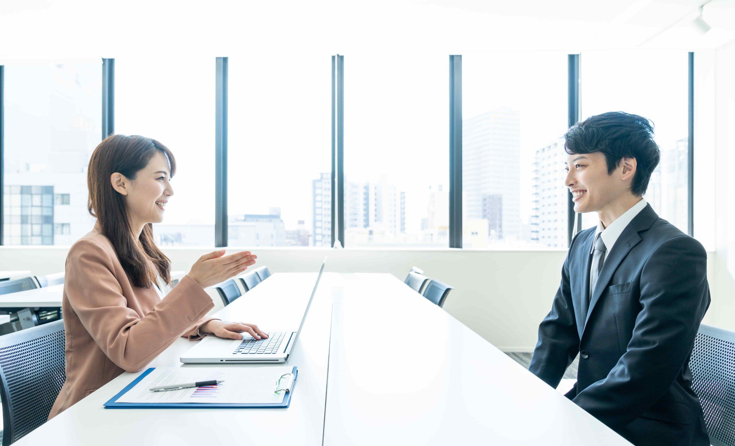 「オフィス×新卒採用」の効果②「従業員を大切にしてるんだな」と感じてくれる