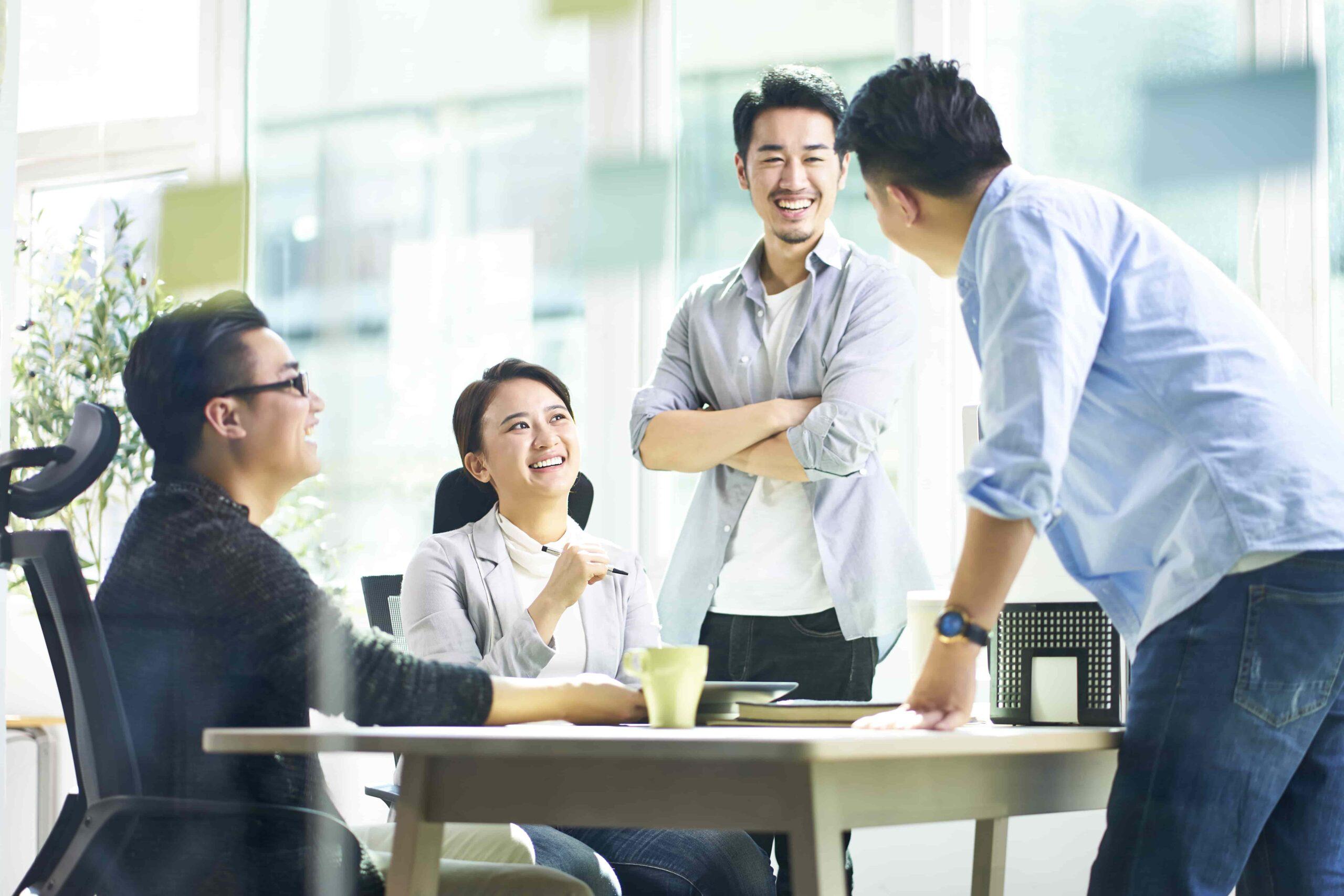 まとめ:オフィス環境と新卒採用は、直結している