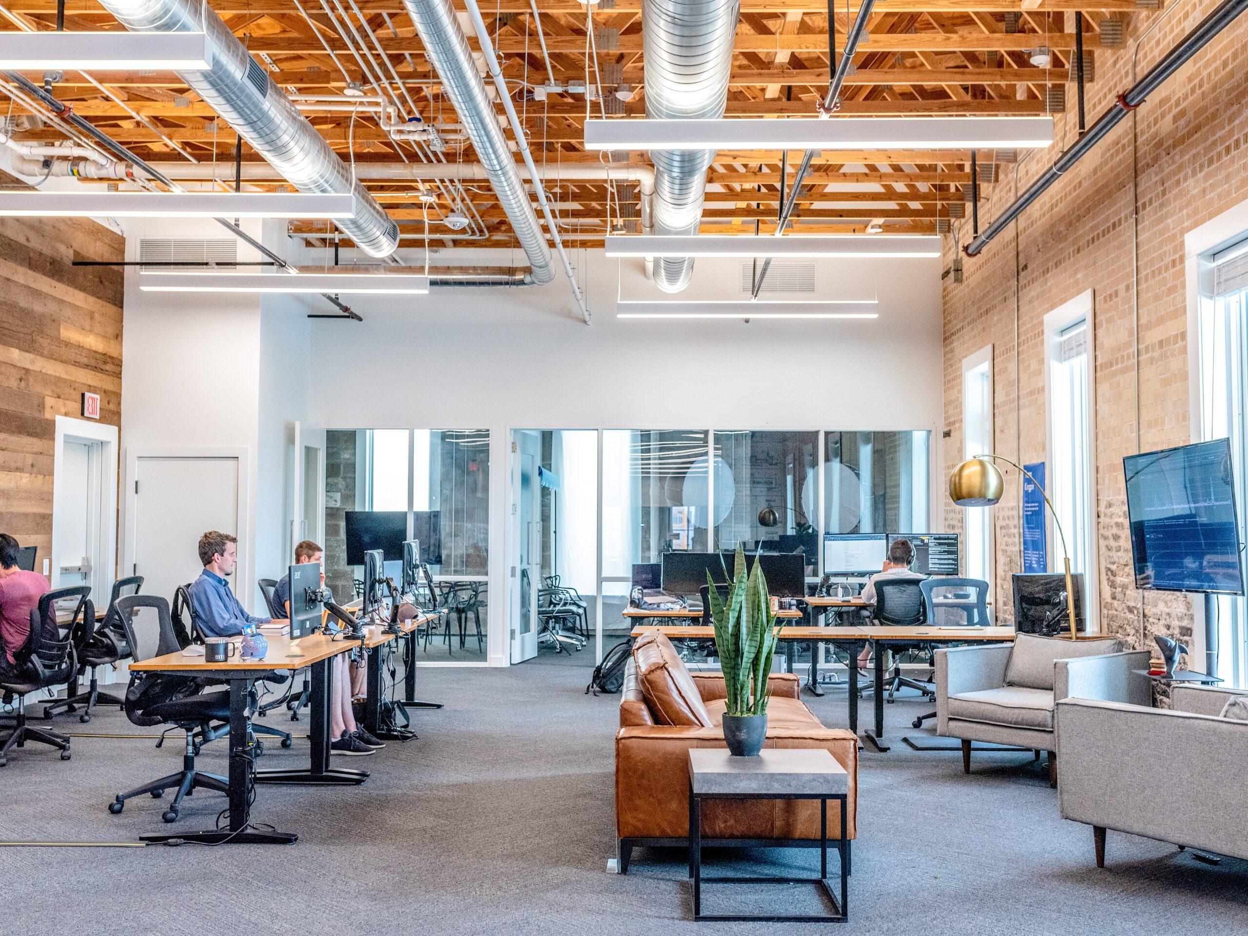 オフィスを新設するときは、コンセプトをしっかり決めてからデザインすること