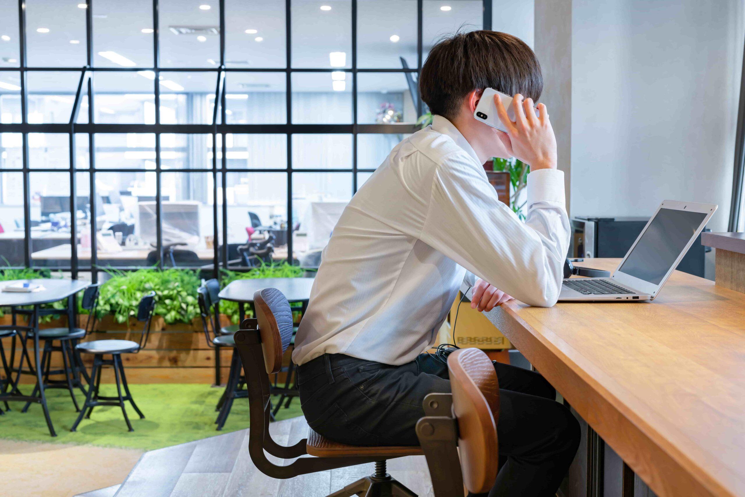 オフィスレイアウトのポイント②:スムーズに作業できるか