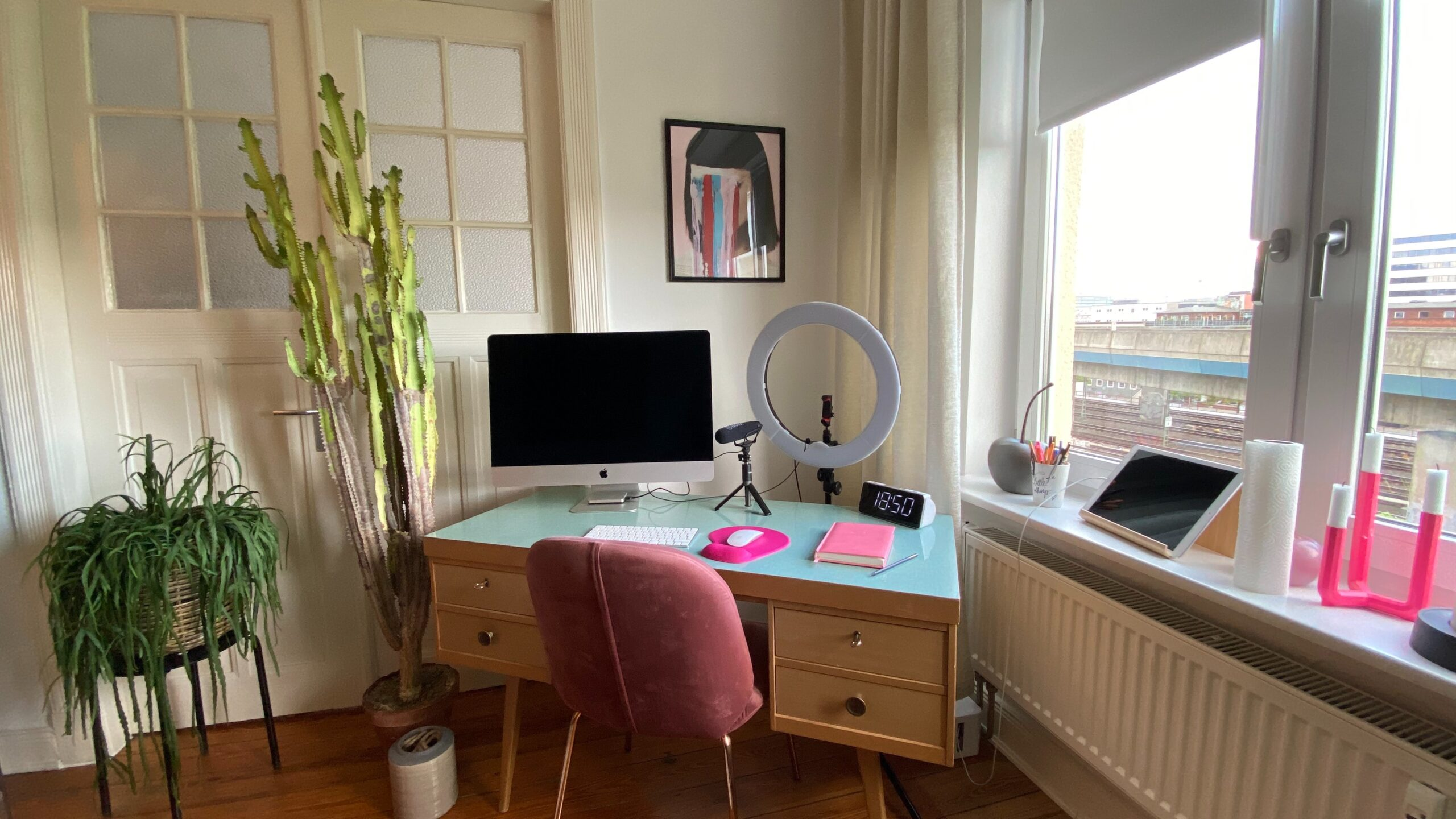 オフィスの広さとオフィス家具②広いオフィスの場合