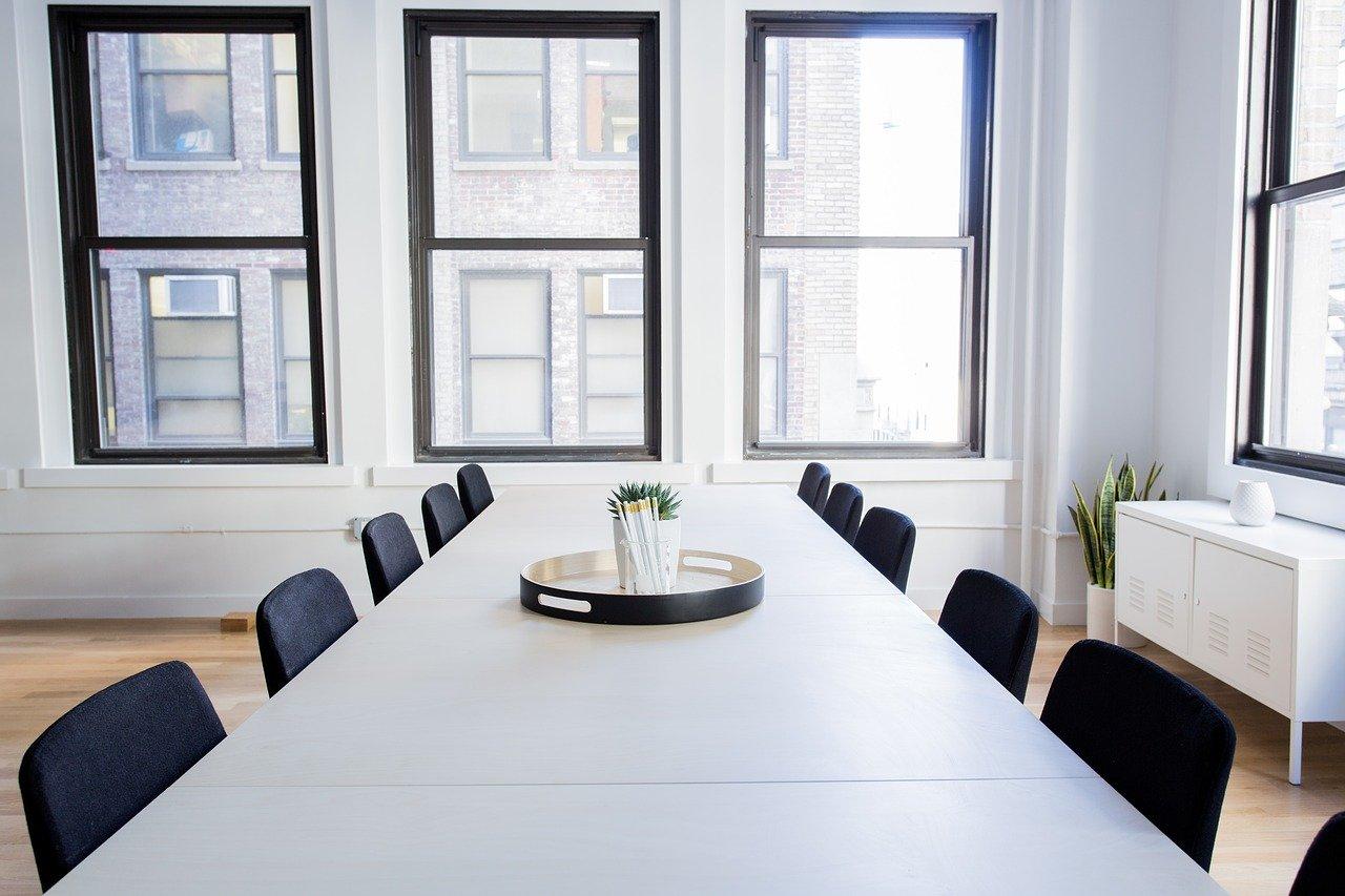 会議室のデザインが採用力に有効な理由