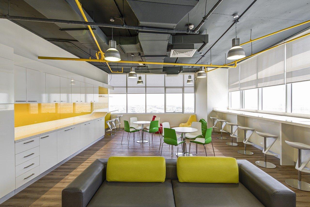 オフィスデザインを効果的に変えていく方法