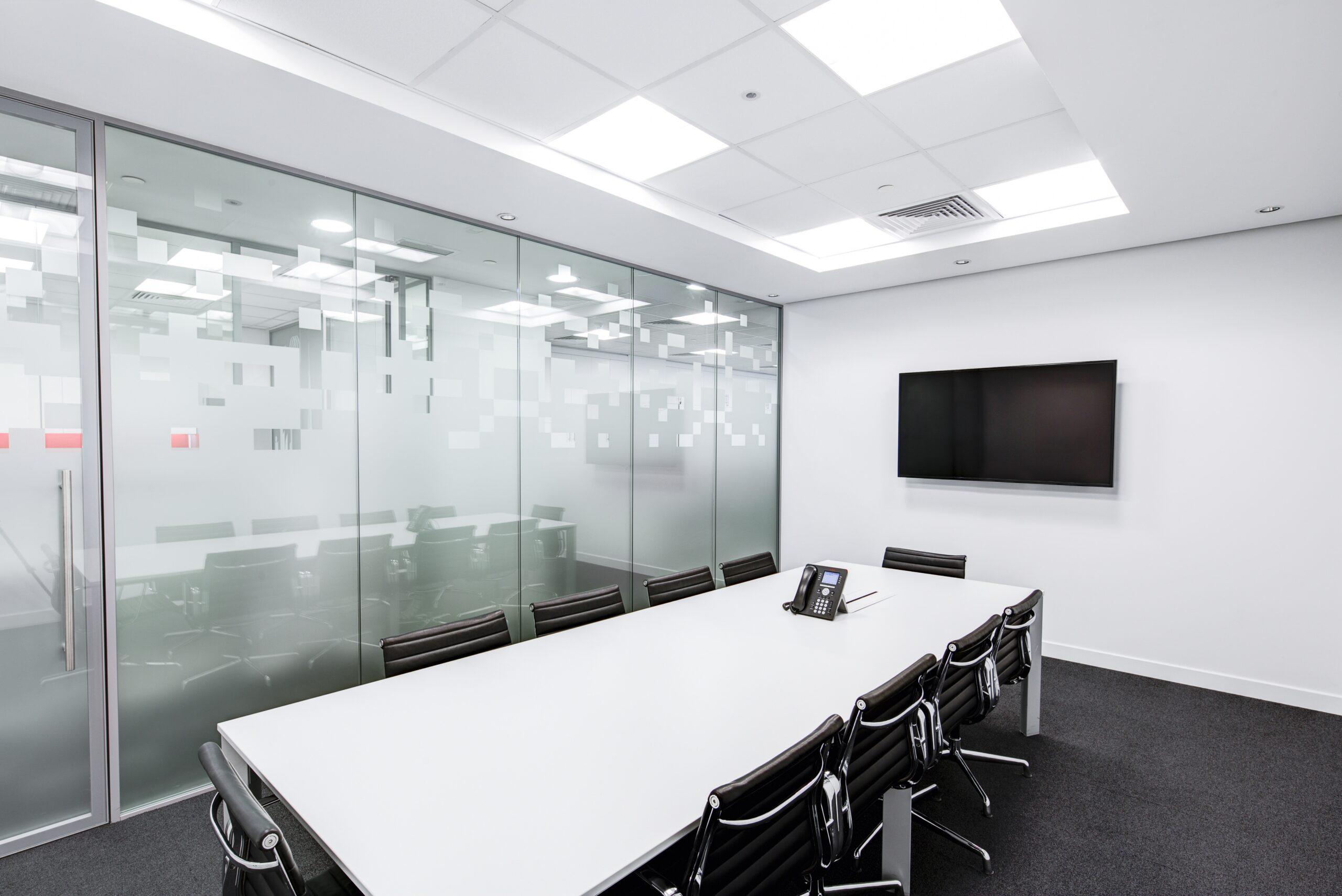 採用力をUPさせる会議室にするには④:透明性を演出する