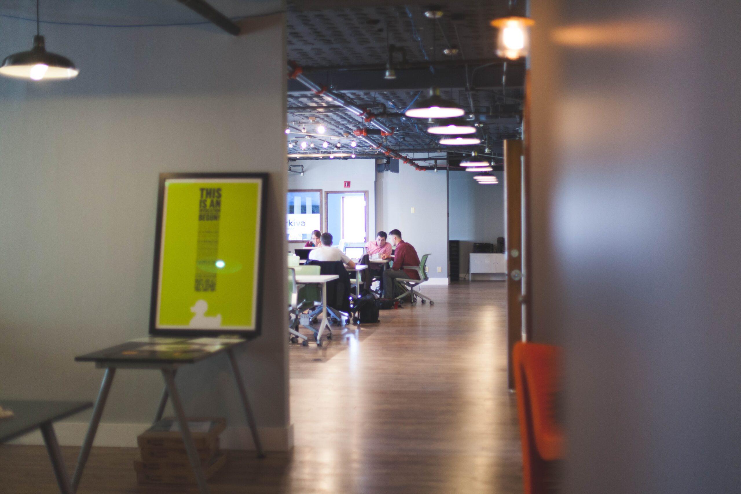オフィスの内装デザインの効果を高めるには業種ごとに合わせよう