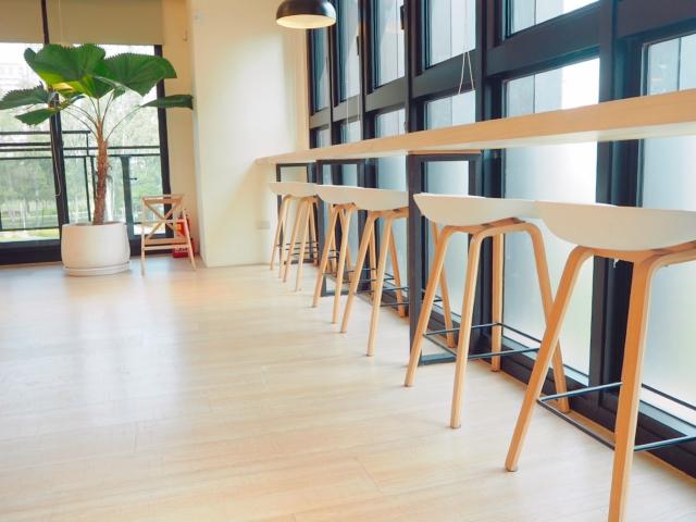 オフィスの配置決め②:従業員のみが利用するスペース
