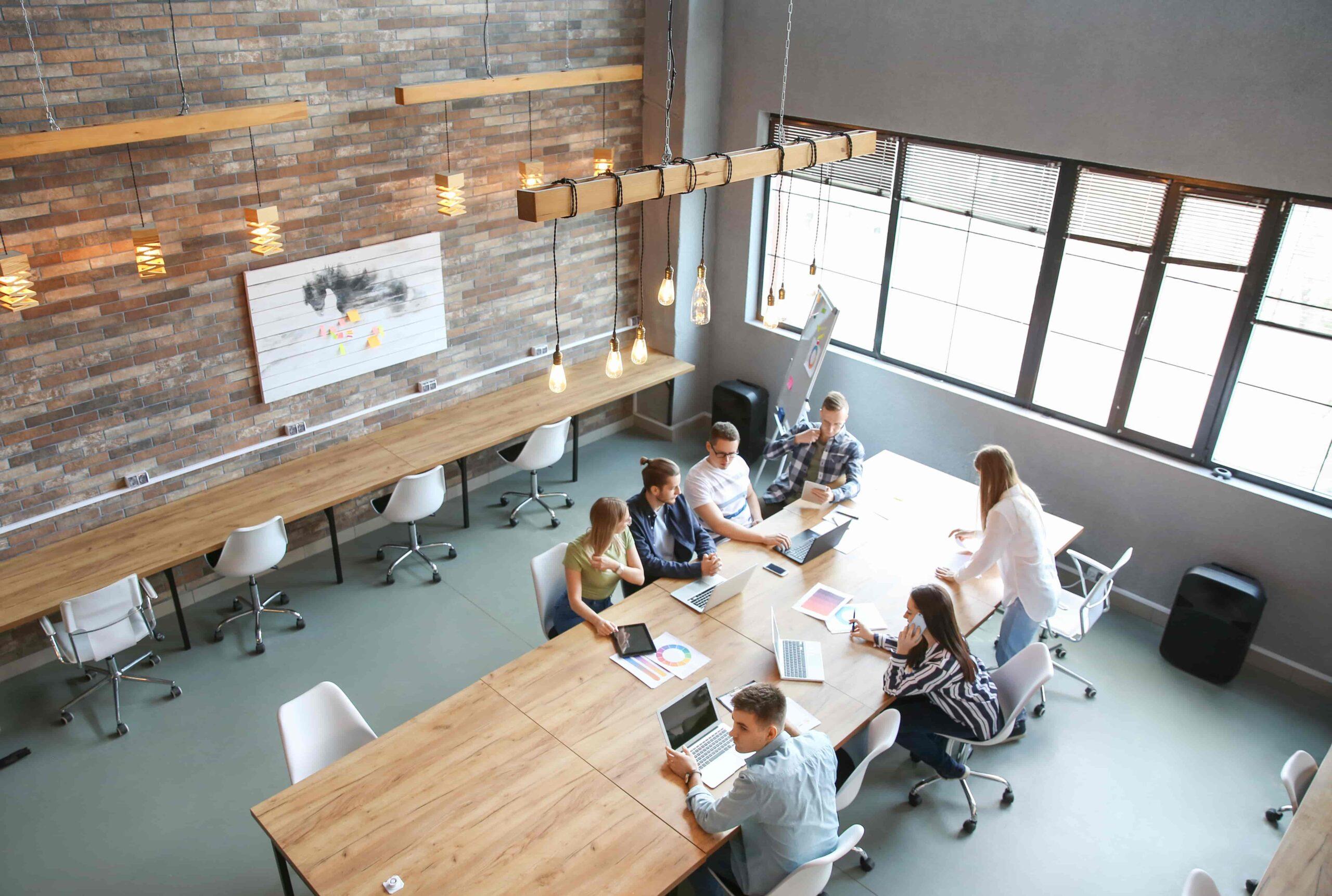 オフィスデザイン、ゾーニングを考えるときの注意点