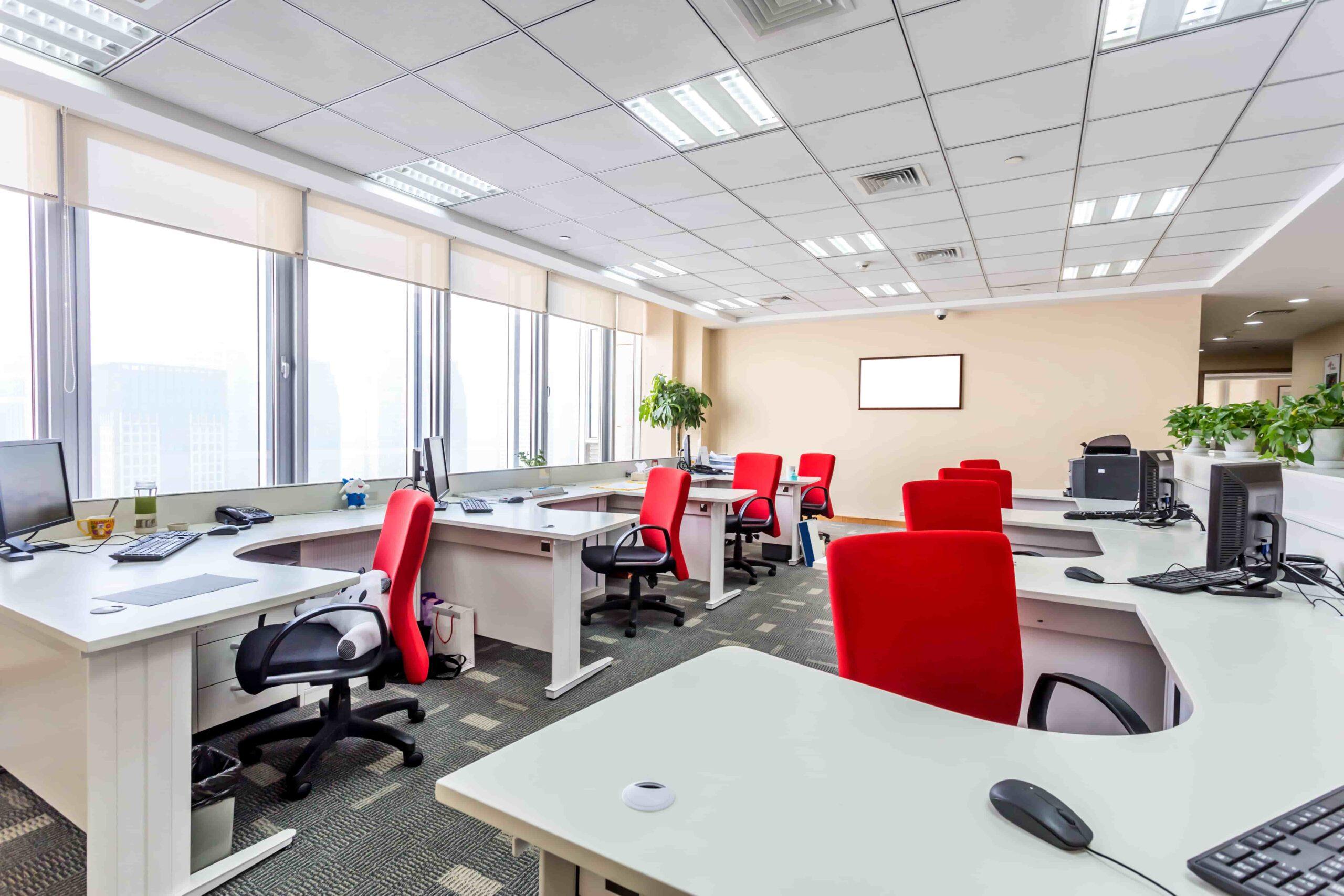 作業効率をUPさせるオフィス環境の改善ポイント