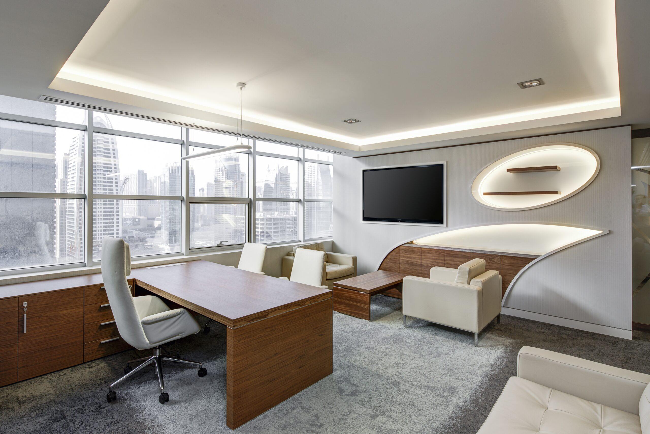 オフィスの内装を効果的に良くするためのポイント