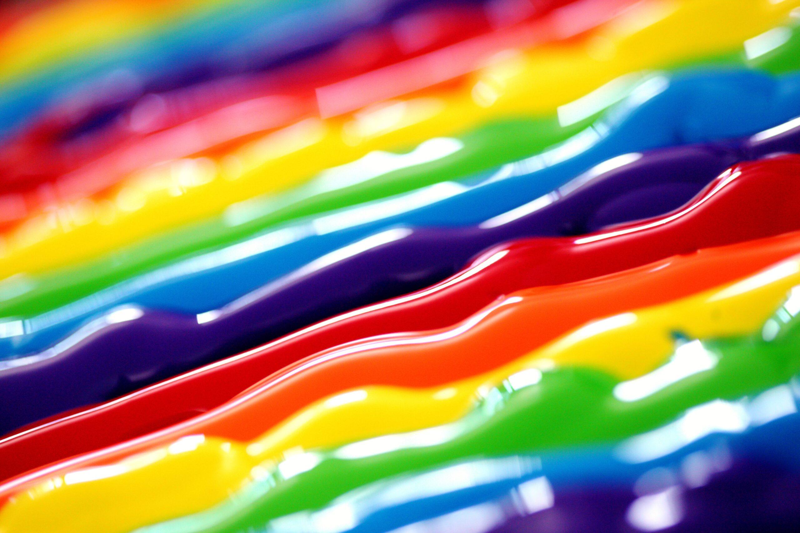 オフィスレイアウトをおしゃれにするためのステップ3:色や素材にこだわろう